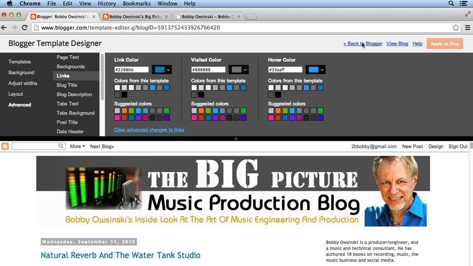 Welcome: Blogging Strategies for Musicians and Bands