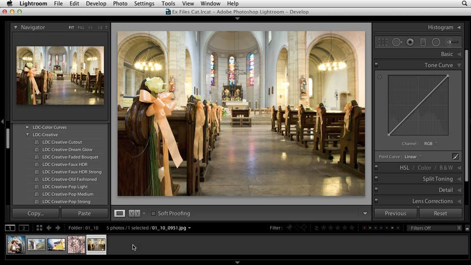 Welcome: Using Presets in Lightroom