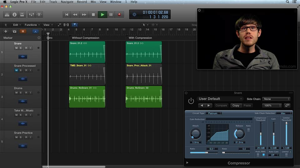 Welcome: Get in the Mix with Logic Pro