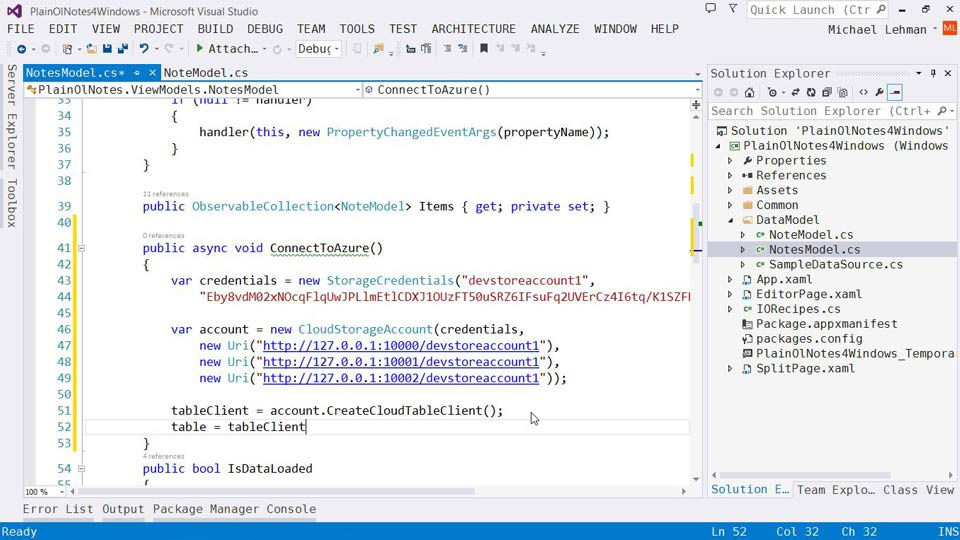 Welcome: Using Windows Azure with Windows Store Apps
