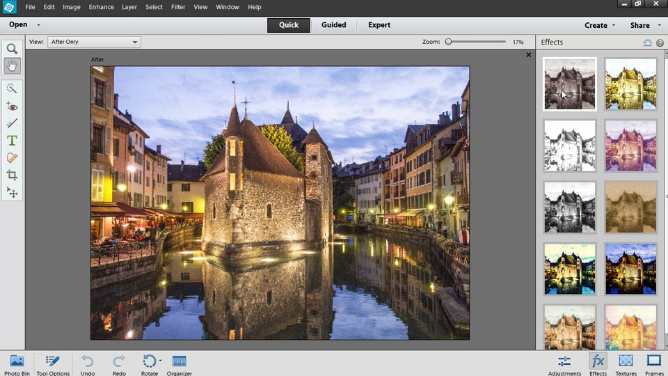 Welcome: Up and Running with Photoshop Elements 12
