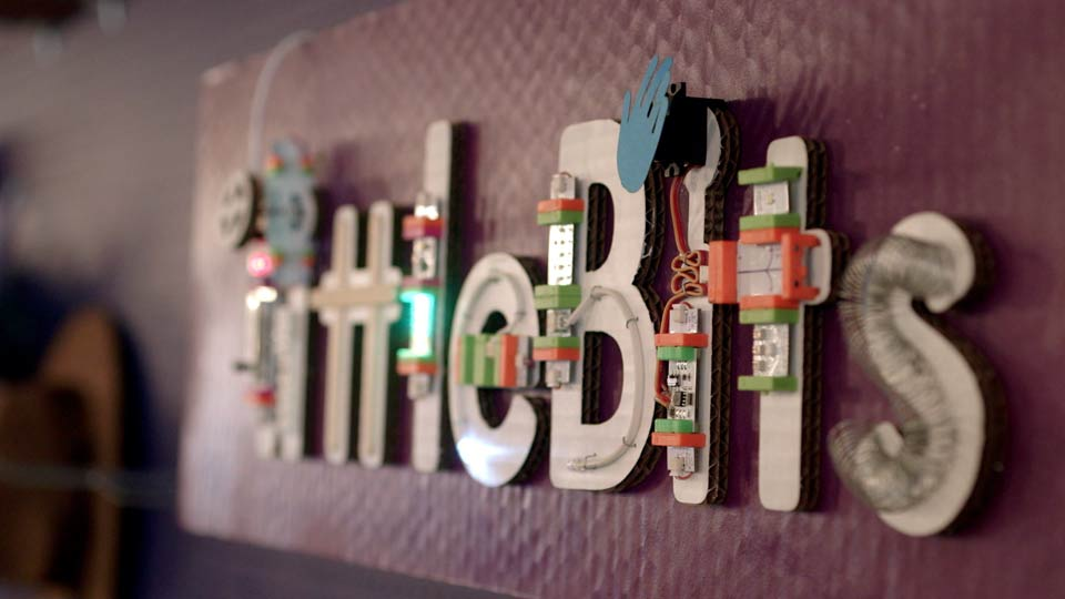 Creative Insights: Ayah Bdeir and littleBits - Preview: Creative Insights: Ayah Bdeir and littleBits