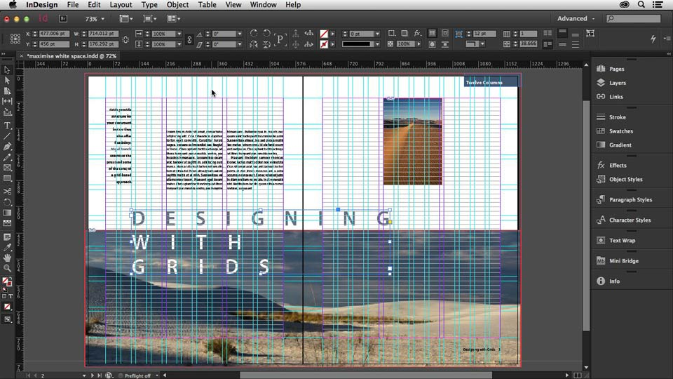 Using Grid Calculator Pro: Designing with Grids in InDesign