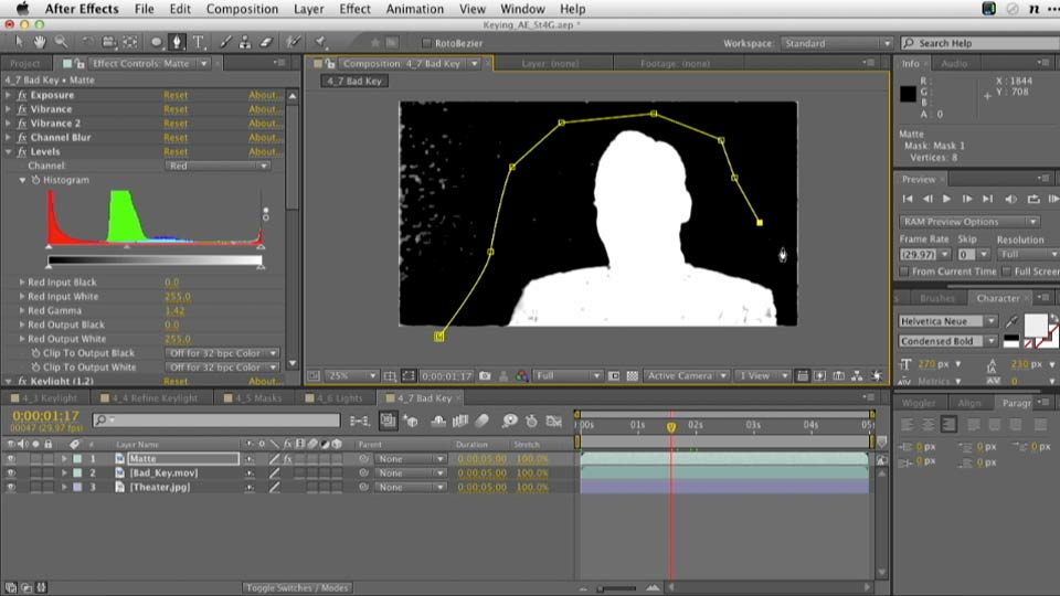 Welcome: Adobe Green-Screen Workflow
