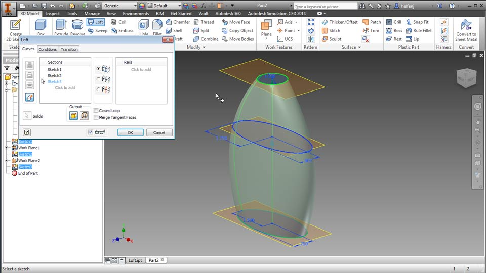 Inventor 2014 essential training ccuart Image collections