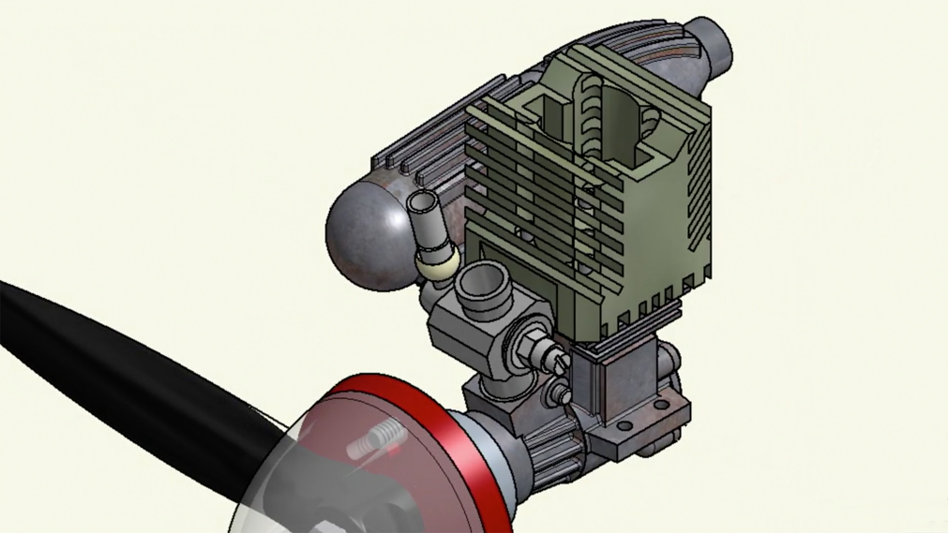 Creating complex shapes with the Loft tool - Inventor 2014 Essential  Training