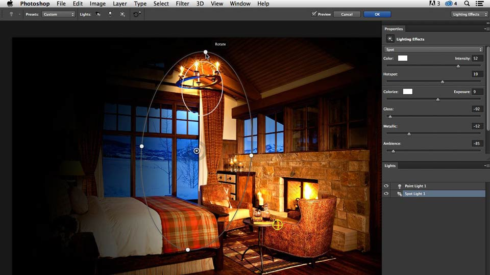 Welcome: Photoshop for Photographers: Lighting Effects