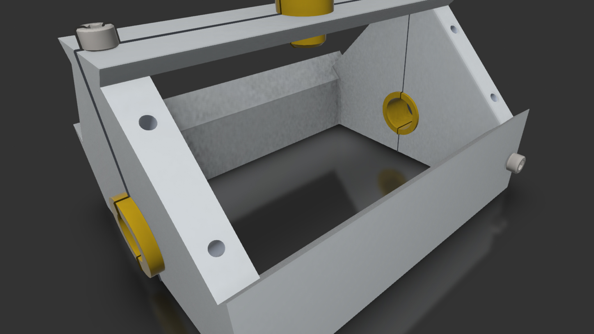 Modifying parts using the Extruded Cut tool - SOLIDWORKS 2014 Essential  Training