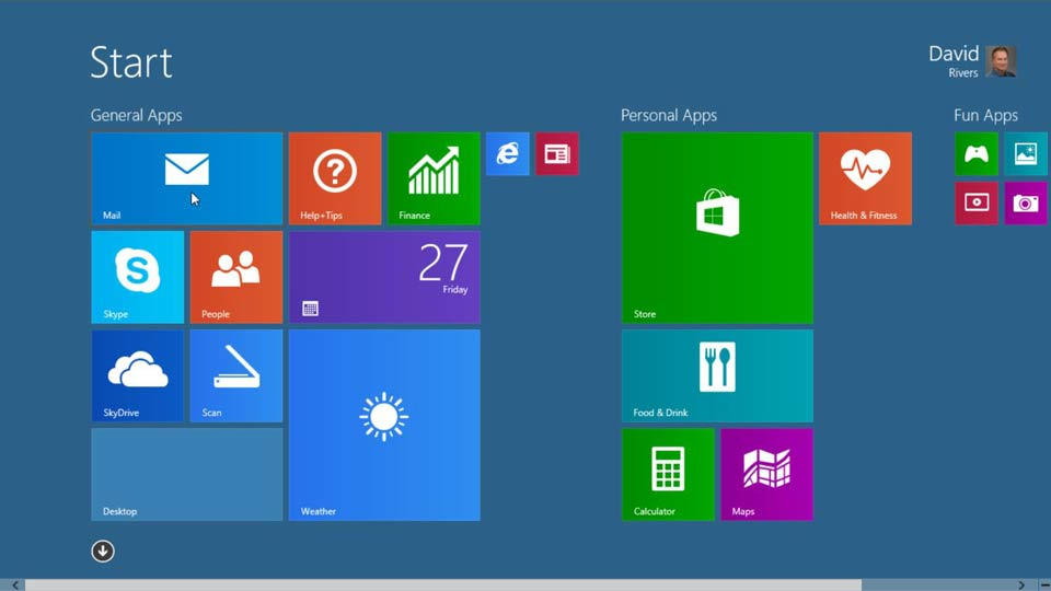 Welcome: Windows 8.1 Essential Training