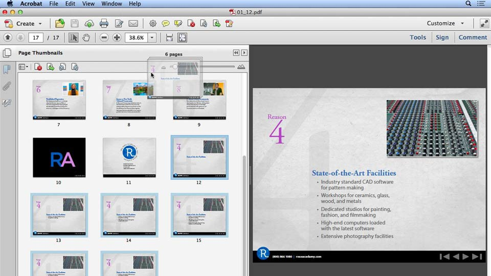 Welcome: Creating a PDF Presentation