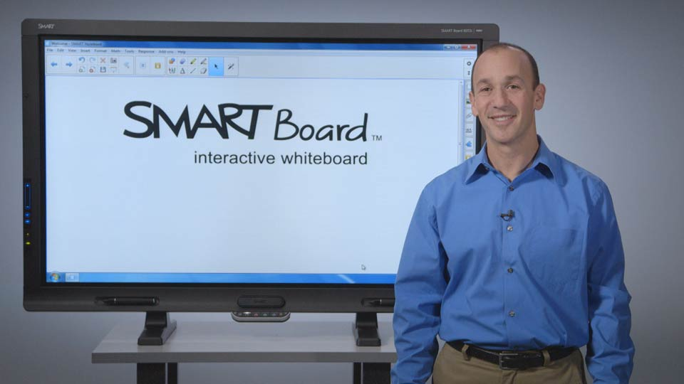Welcome: SMART Board Essential Training