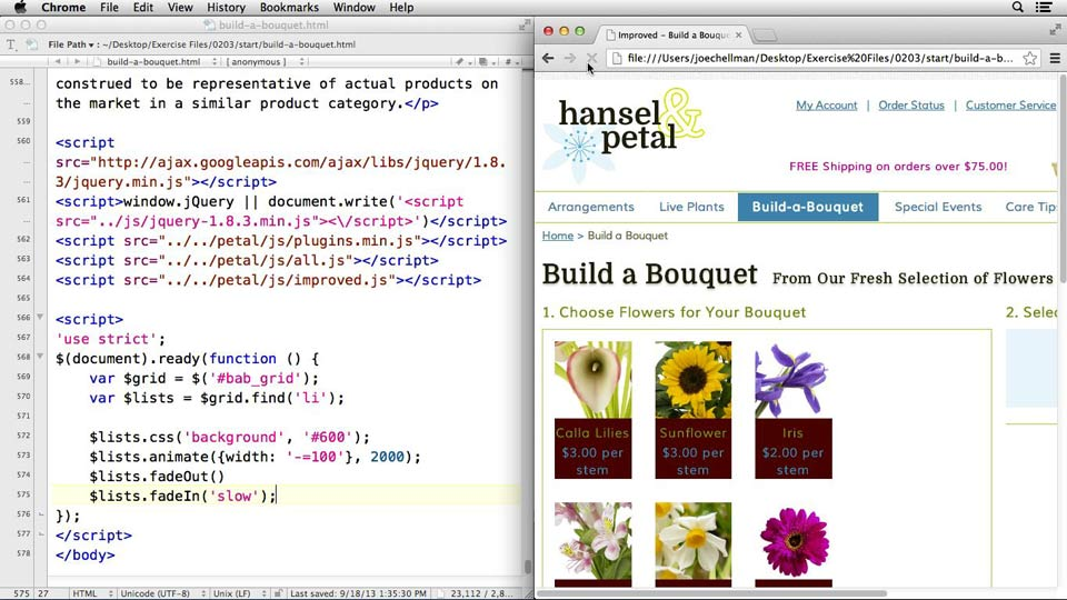 Welcome: jQuery for Web Designers
