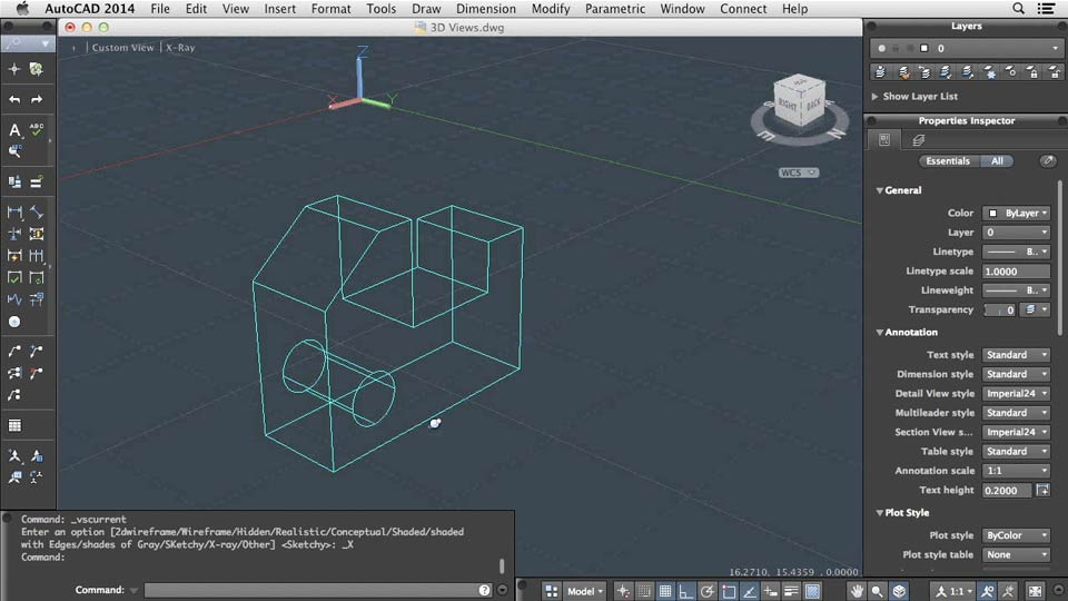 Up and running with autocad for mac for Free cad programs for mac