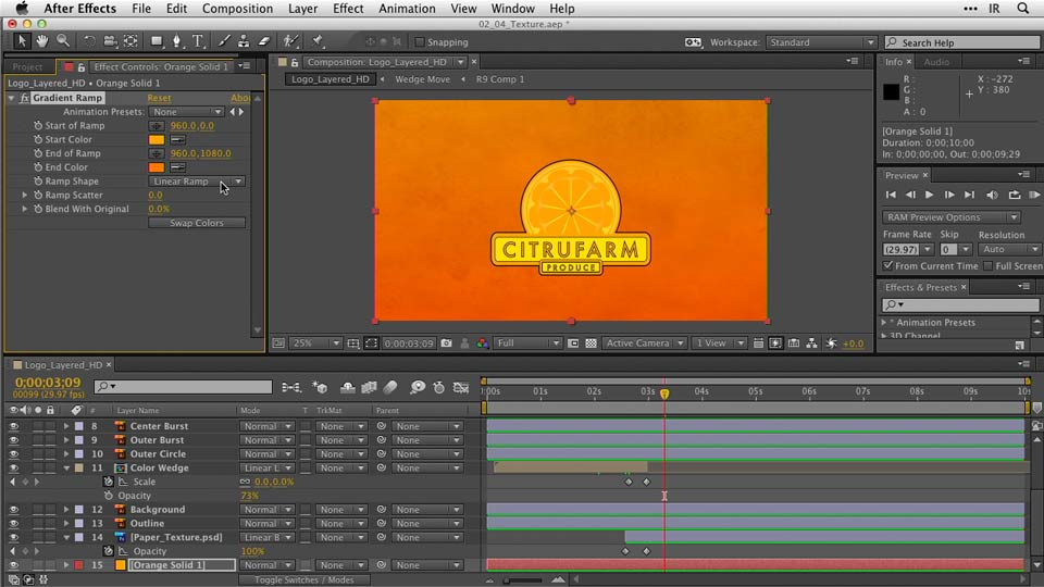 Welcome: After Effects Guru: Animating Logos