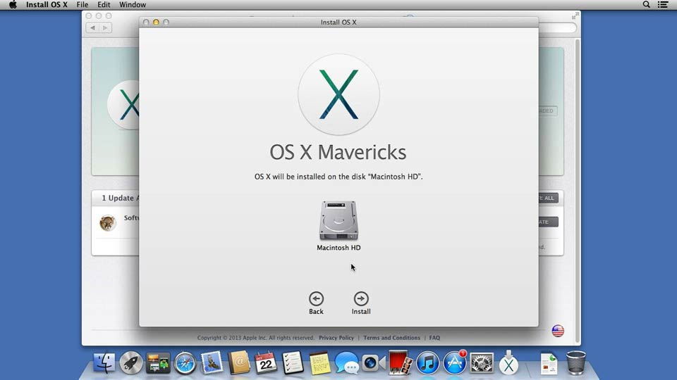 Mac OS X Mavericks Essential Training
