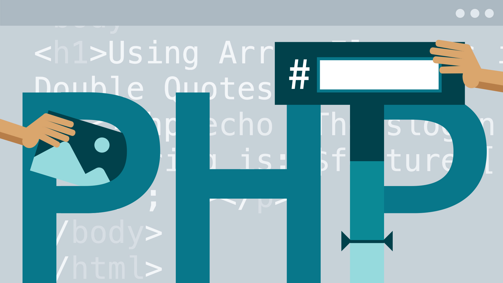 Php For Web Designers