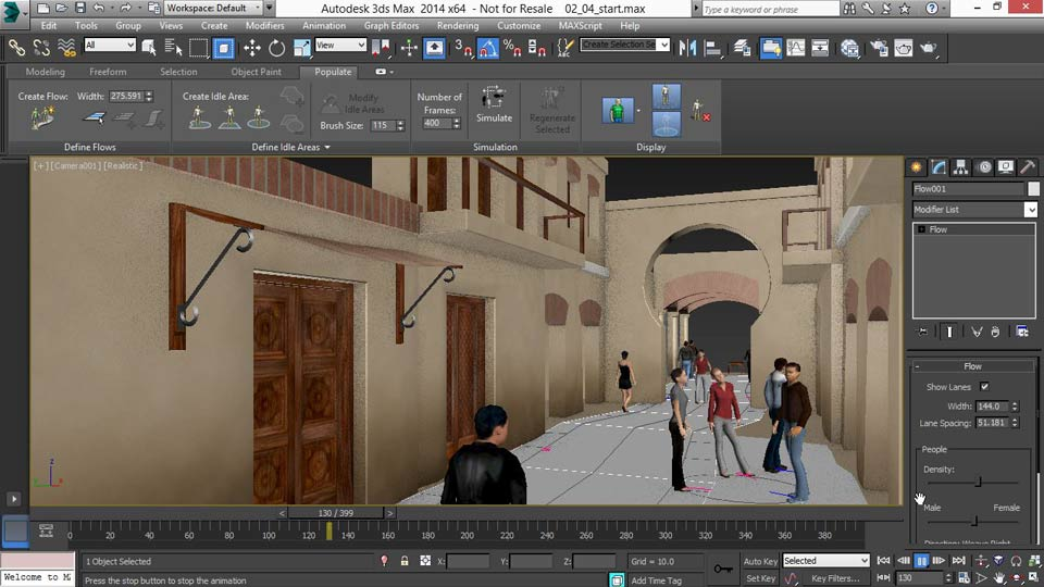 Welcome: 3ds Max 2014 New Features