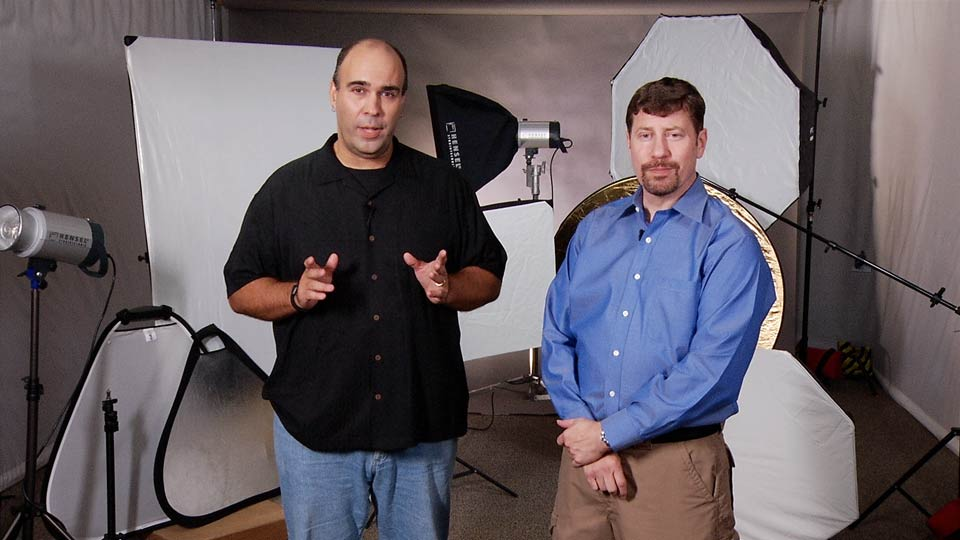 Welcome: Up and Running with Studio Strobes