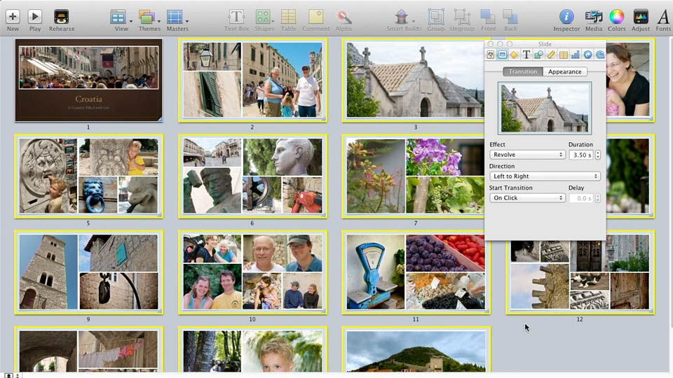 Welcome: Keynote: Using Photos and Videos Effectively for Great Presentations