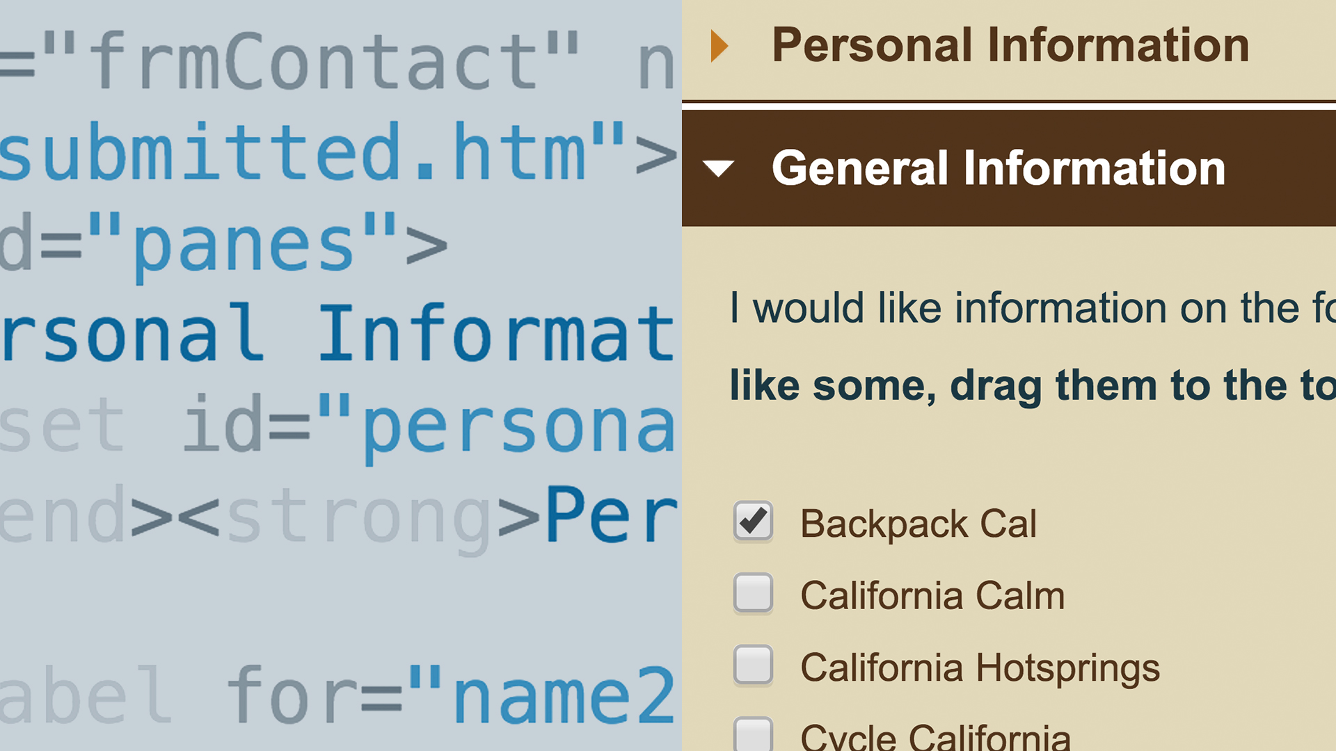 Jquery ui tutorial: adding a user interface with jquery ui | lynda.