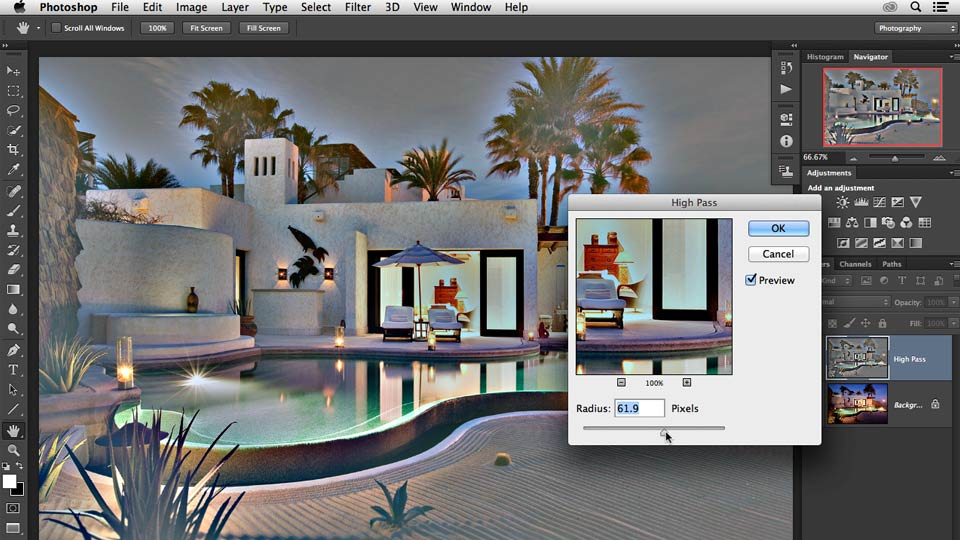 Welcome: Photoshop CC for Photographers: Sharpening