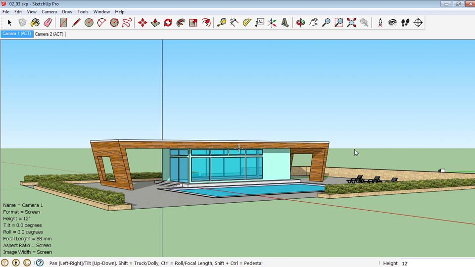 Welcome: SketchUp Pro: Tools and Techniques