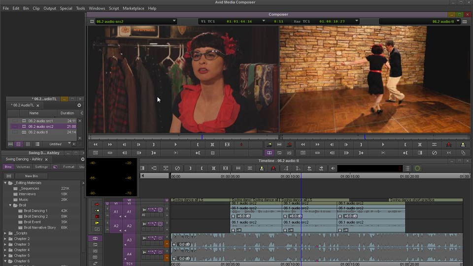 Welcome: Avid Media Composer 7 Essential Training