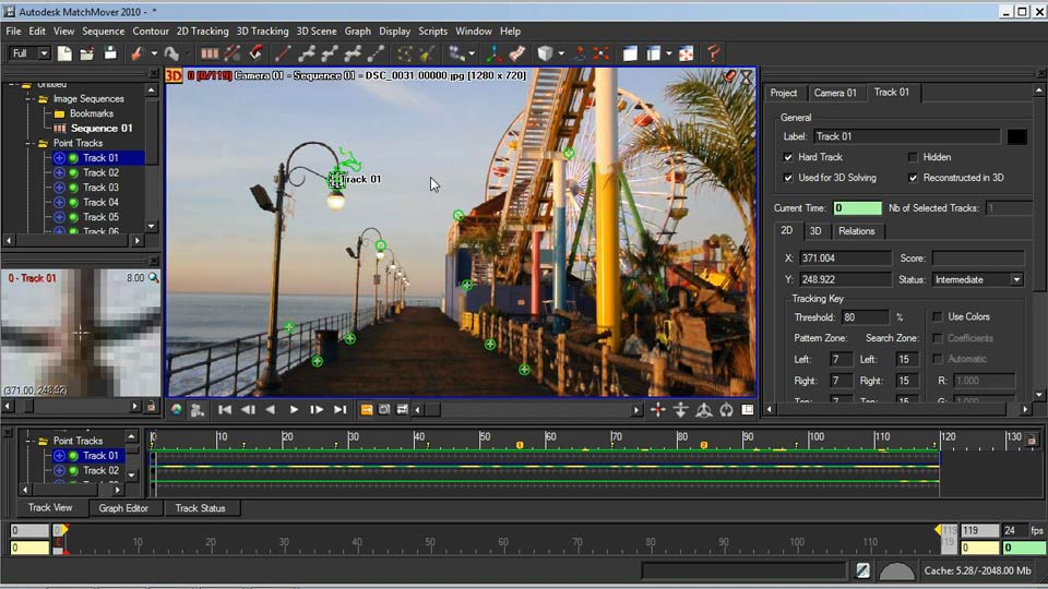 Welcome: Entertainment Creation Suite: Getting Started with MatchMover