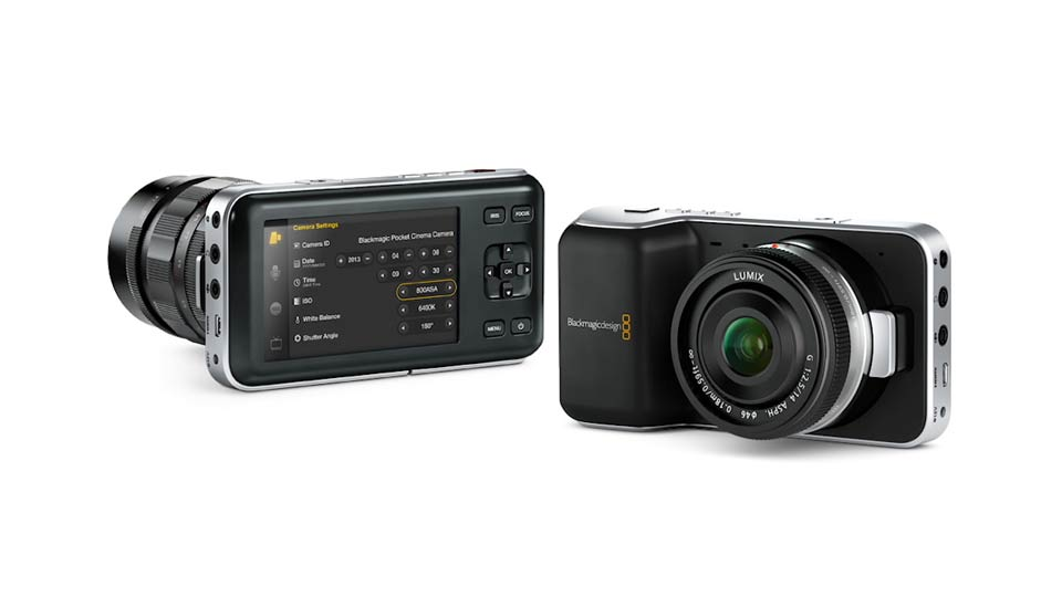 Essential menu choices for the Blackmagic Micro Cameras: Shooting with Blackmagic Cameras