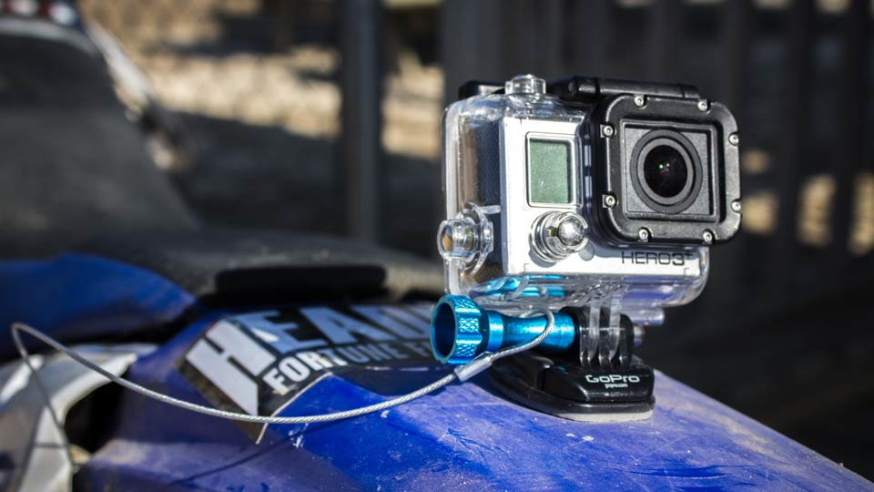 Welcome: Shooting with the GoPro HERO: Car and Motorcycle Mounts