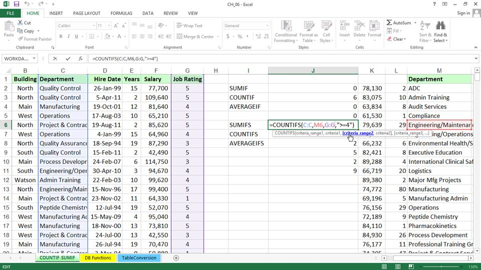 Welcome: Excel 2013: Managing and Analyzing Data