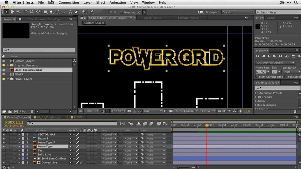 Welcome: After Effects Guru: Working with Vectors
