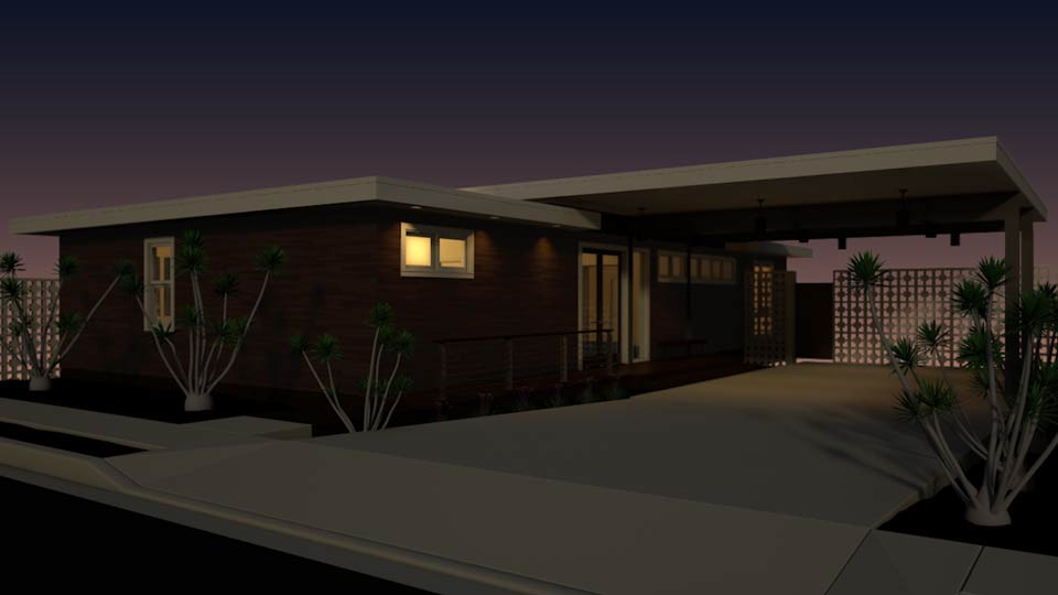 Exterior Light Vray 3ds Max 3d Max Exterior Day Night Light Views Modeling Texturing Vray
