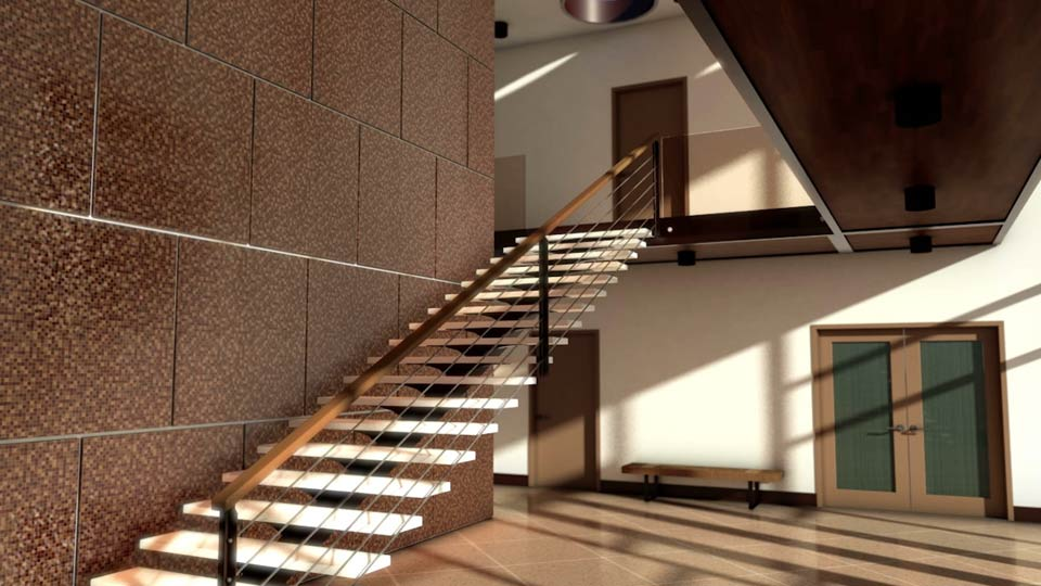 3ds max rendering interiors