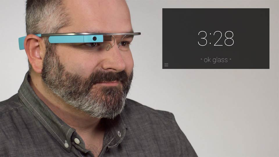 Welcome: Up and Running with Google Glass