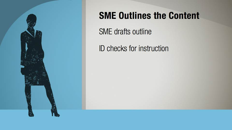 Welcome: Instructional Design Essentials: Working with SMEs