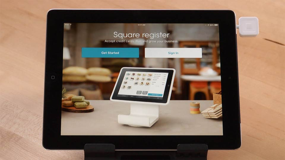 How Square Register works: Up and Running with Square Register