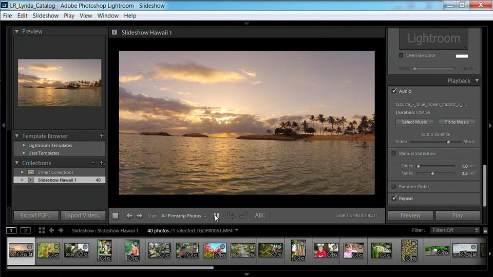 What you need to know: Working with Video in Lightroom