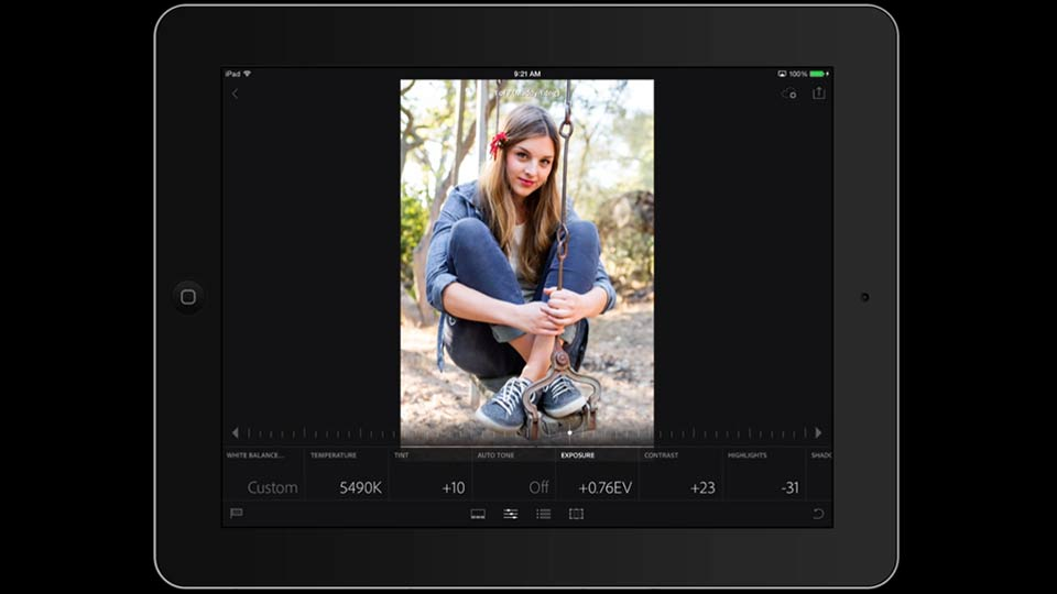 Welcome: Lightroom Mobile First Look