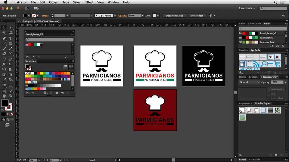 graphic designer software