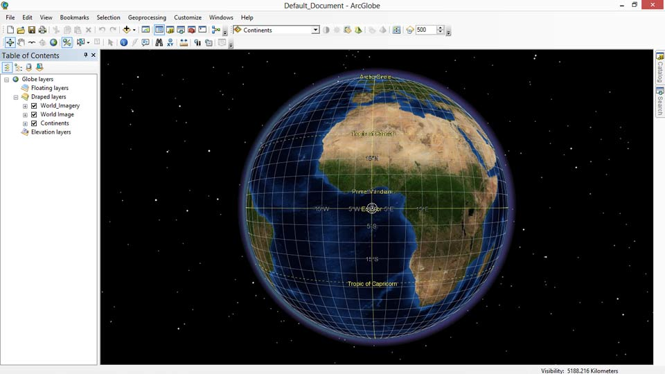 Welcome: Real-World GIS