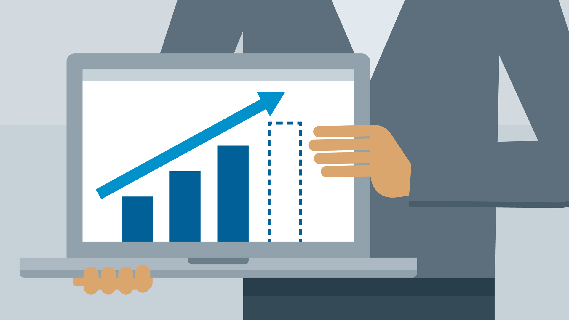 financial analysis making business projections