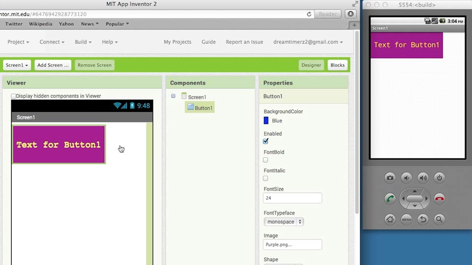 Welcome: Simple Android Development Tools