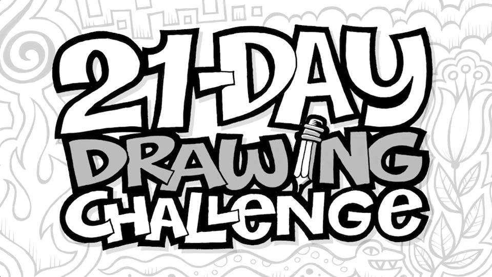 Welcome: 21-Day Drawing Challenge