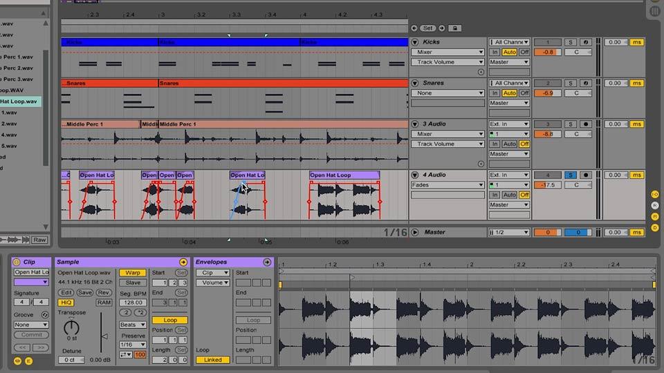 Welcome: EDM Production Techniques: Drums
