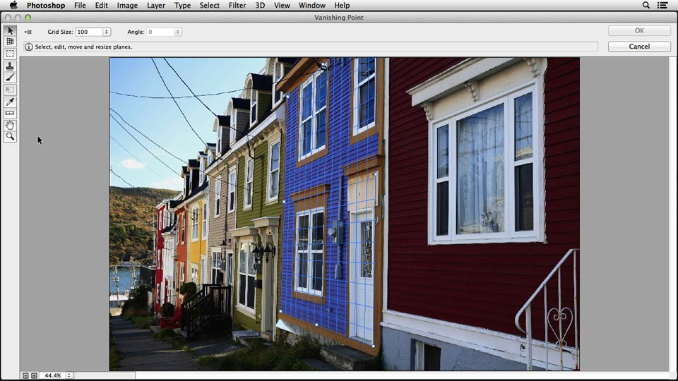 Welcome: Working with Perspective in Photoshop