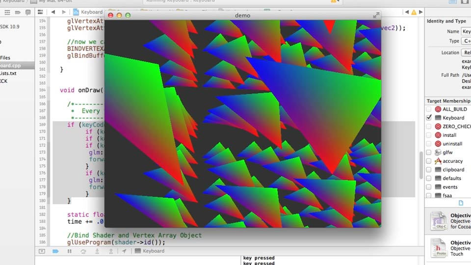 Welcome: Up and Running with OpenGL