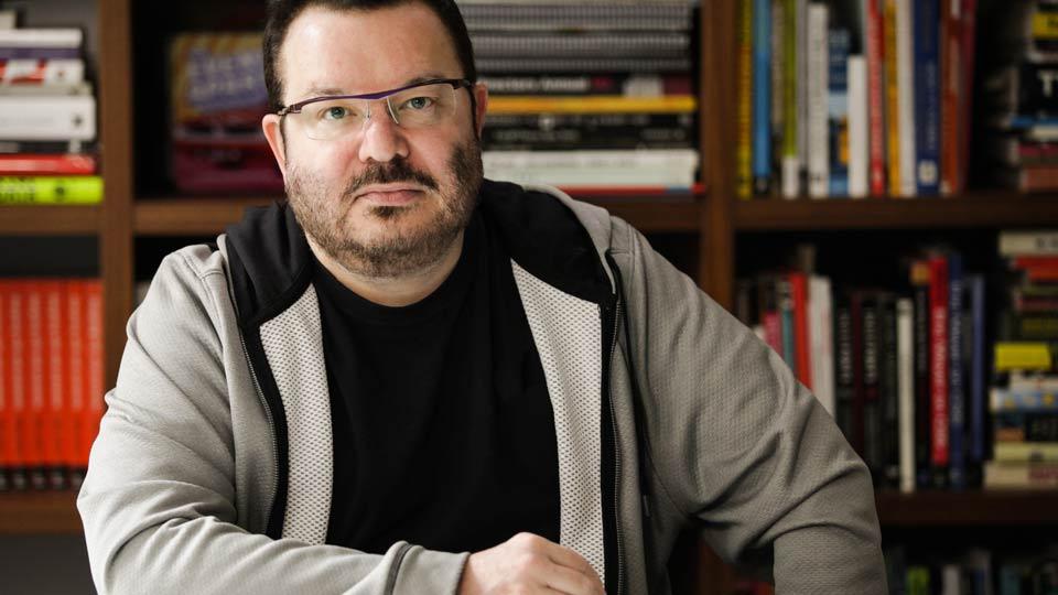 Introduction: Jeffrey Zeldman: 20 years of Web Design and Community