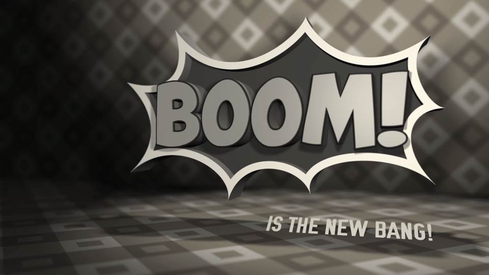 Welcome: 3D Typography in After Effects