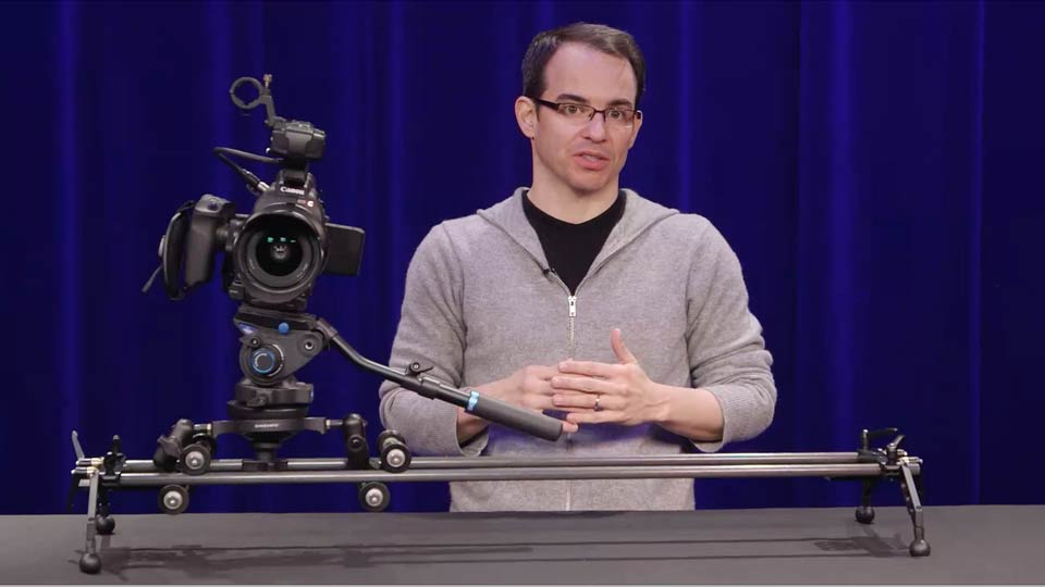 Why motion is important to video: Camera Movement for Video Productions